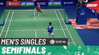 【動画】常山幹太 VS ルー・ガンズ 韓国マスターズ2019 準決勝